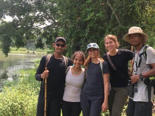Florida State University Volunteers 2016