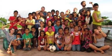 GPE Nepal Development Project│2013