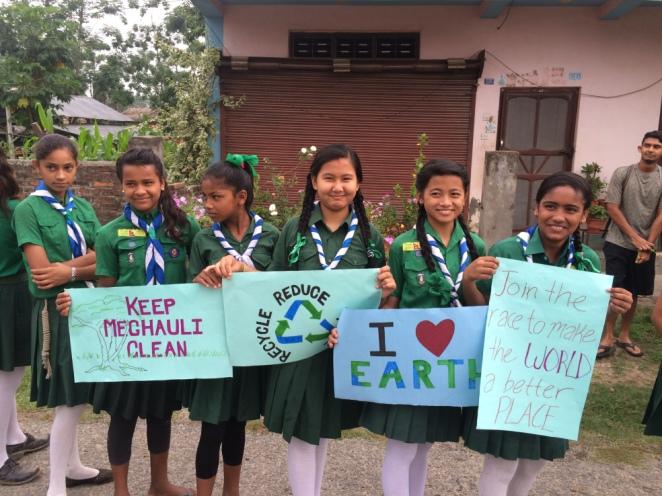 GPE Nepal Development Project│2016