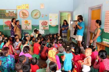 GPE Nepal Development Project│2014