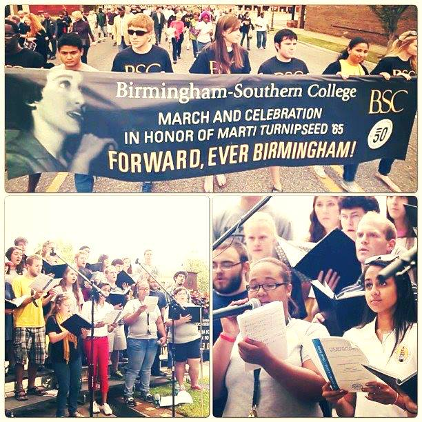 50th Anniversary of the Civil Rights movement in Birmingham│April 24, 2013